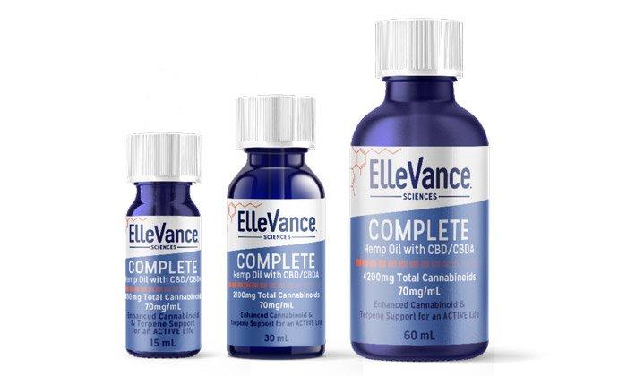 15ml 30ml 60ml Oil ElleVance Sciences