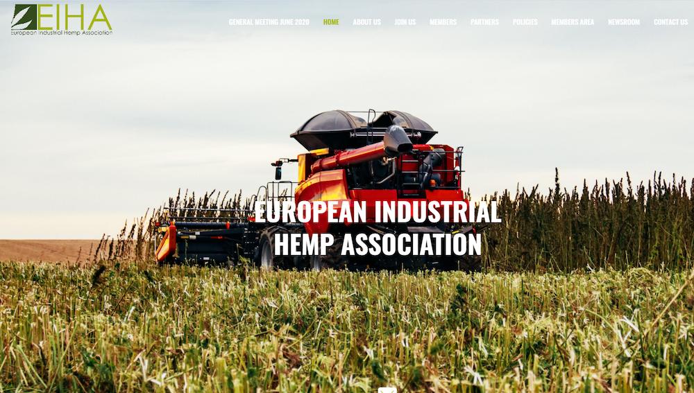 EIHA homepage